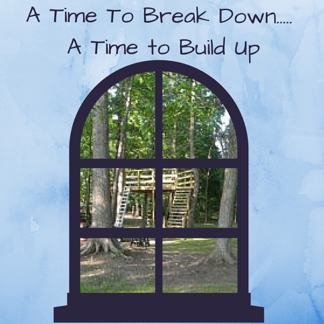 A Time to Build Up