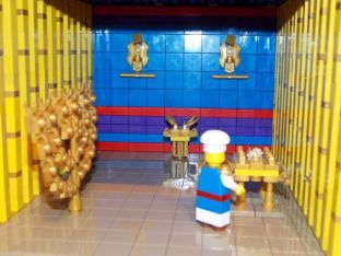 tabernacle Legos